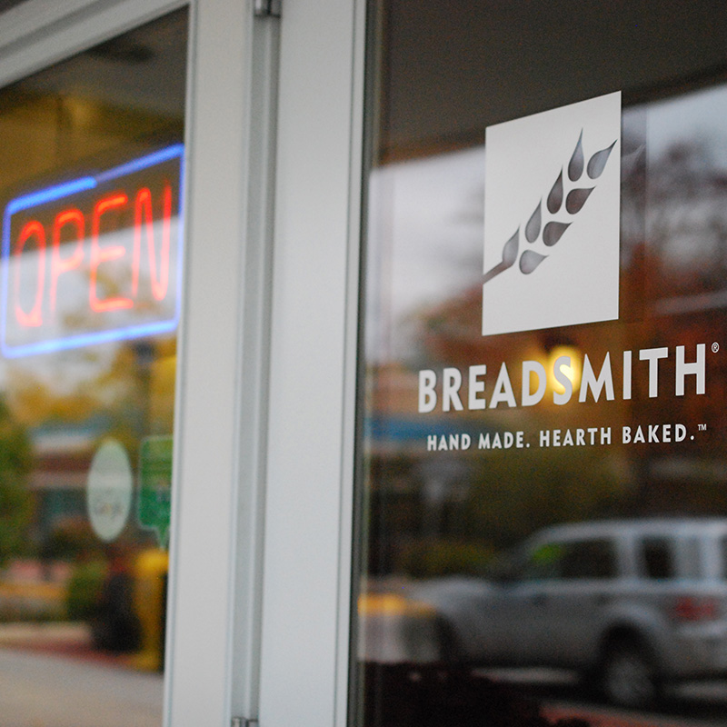 Breadsmith Store Exterior
