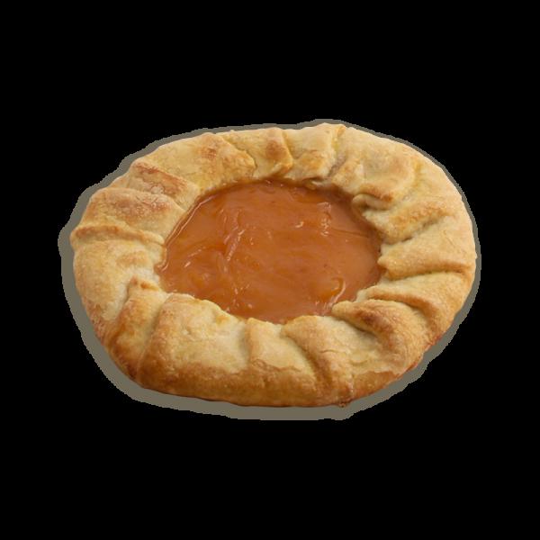 Peach Crostata Recipe — Dishmaps