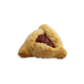 Strawberry Hamantaschen