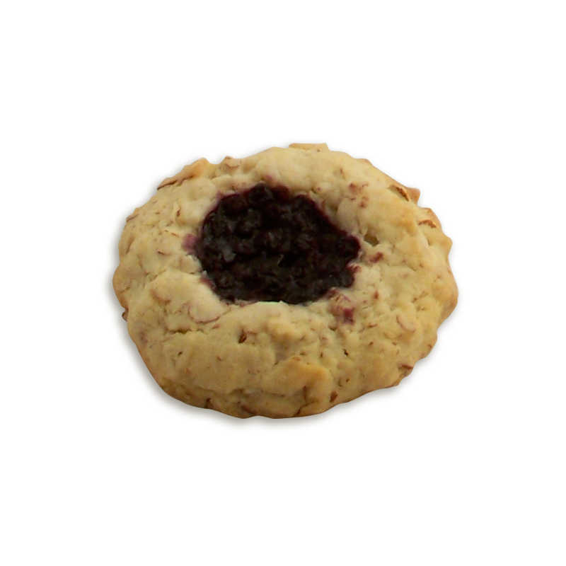 almond blueberry cookie kosher a delicious crispy cookie loaded with ...