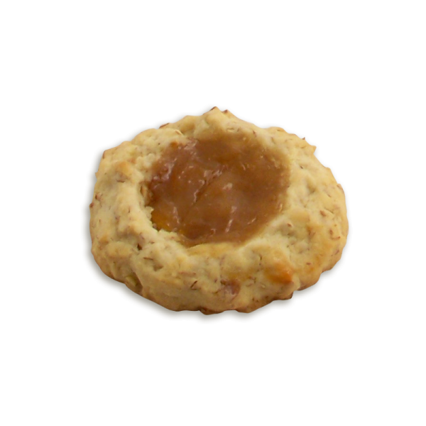 Almond Peach Cookie