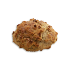 Apple Cinnamon Wheat Scone