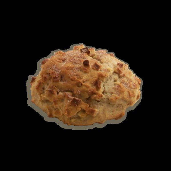 Apple Cinnamon Wheat Scone