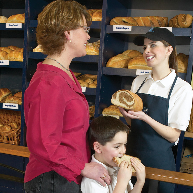 Breadsmith Customer