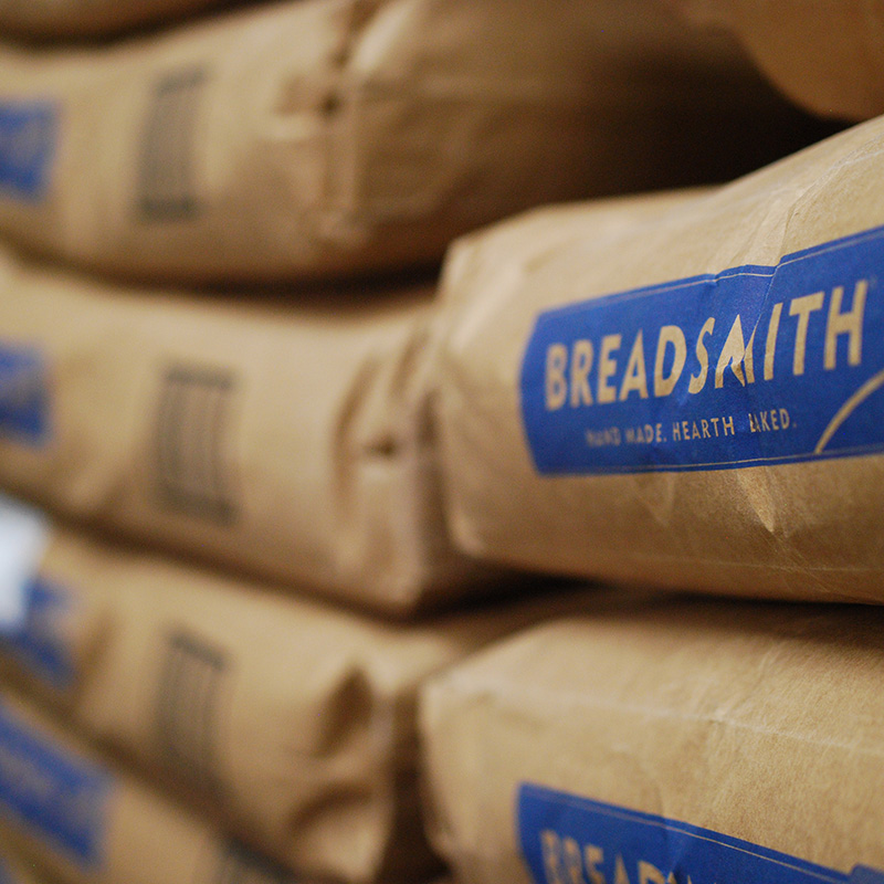 Breadsmith Flour Bags