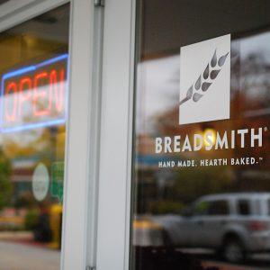 Breadsmith Store Exterior