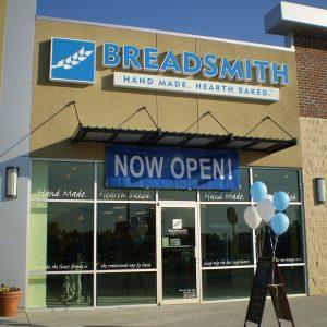 Breadsmith of Hattiesburg Opening