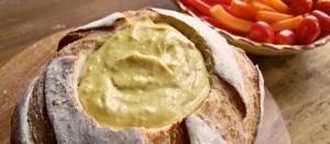 Curry Garlic Dip