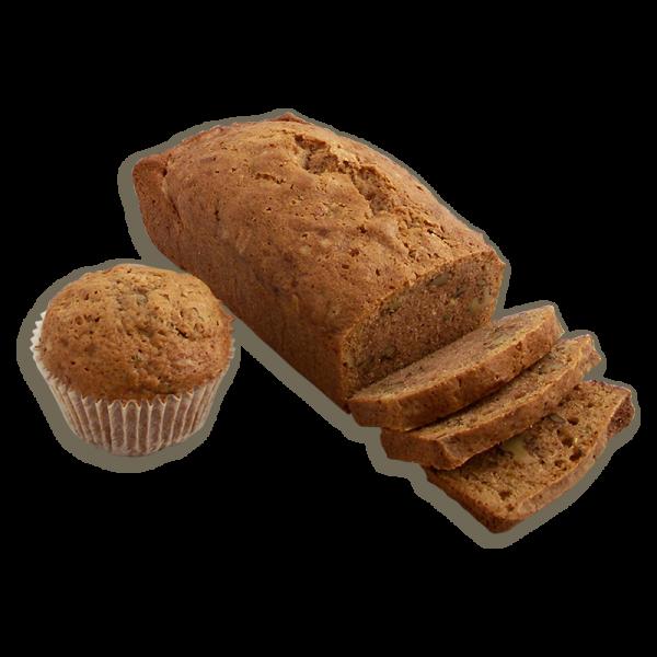 Zucchini Walnut Dessert Bread