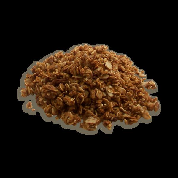 Almond Pecan Oat Crunch Granola