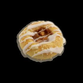 Apple Brioche Sweet Roll