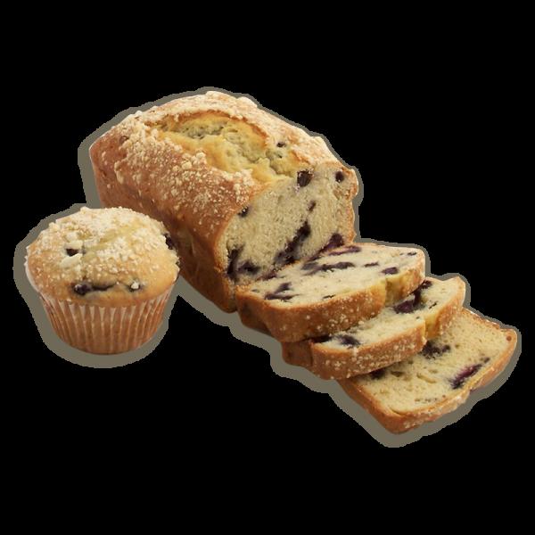 Blueberry Lemon Dessert Bread