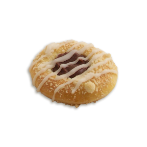 Chocolate Brioche Sweet Roll