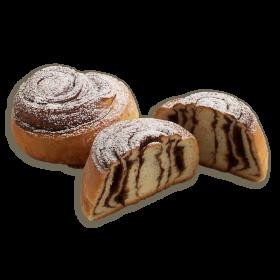 Chocolate Babka Roll