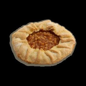 Apple Cinnamon Crostata