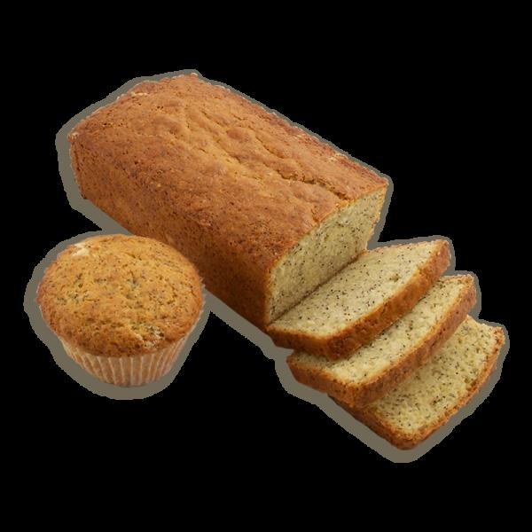 Lemon Poppy Seed Dessert Bread