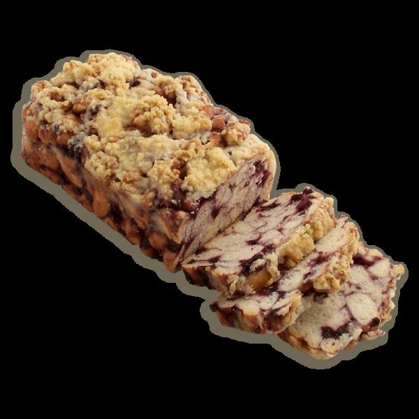 Blueberry Pie Bread