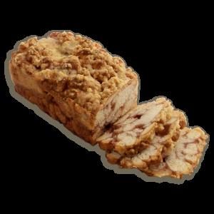 Strawberry Pie Bread