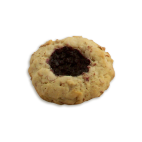 Almond Blueberry Cookie