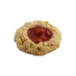 Almond Cherry Cookie