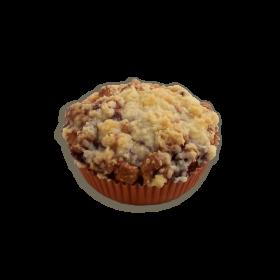 Mini Blueberry Pie Bread