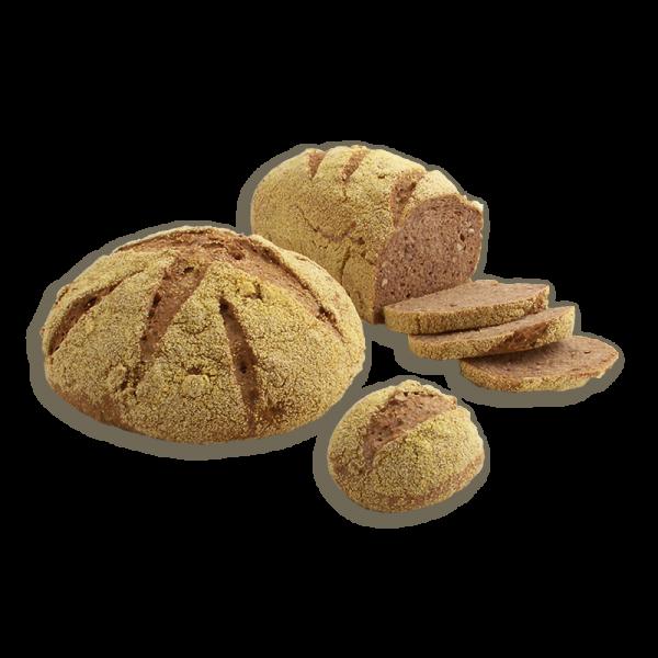 Pecan Sourdough Whole Grain