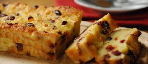 Lombardy Bread Pudding