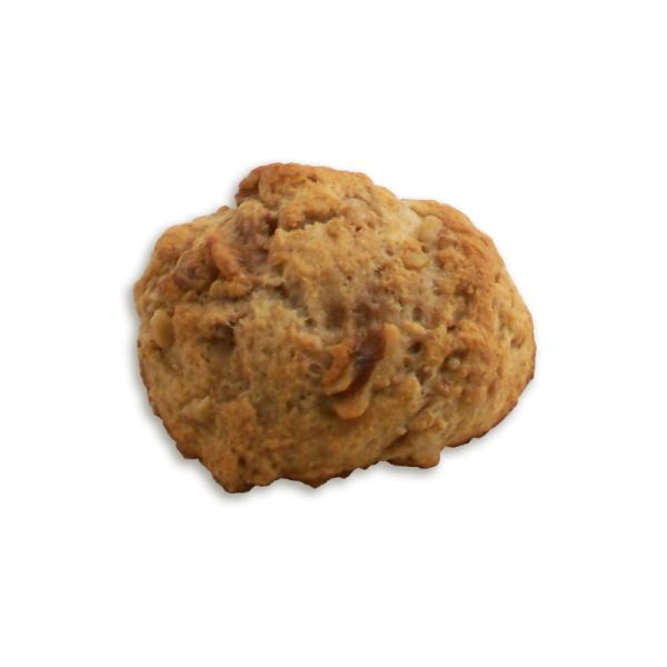 Maple Walnut Wheat Scone