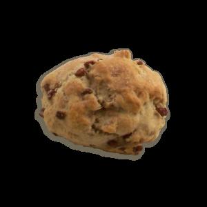 Raisin Cinnamon Walnut Wheat Scone