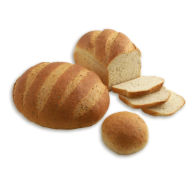 Egg Pesto Bread
