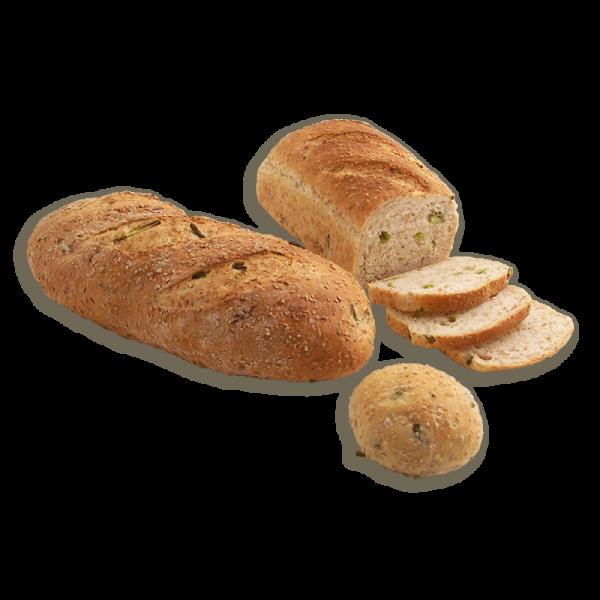 Garden Fresh Asparagus Bread