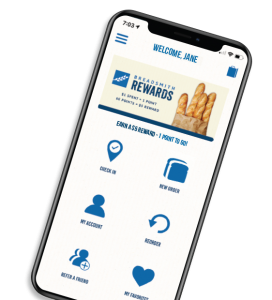 Breadsmith App Preview